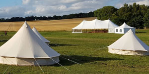 Sail Cloth Marquee Hire Hampshire Dorset & West Sussex